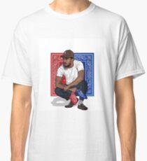 Kendrick lamar is my crush Classic T-Shirt