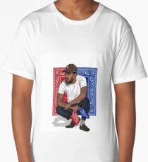 Kendrick lamar is my crush Long T-Shirt