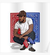Kendrick lamar is my crush Poster