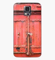 0021 Steel door Case/Skin for Samsung Galaxy