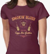 Smokin' Blues - Cigar Box Guitars T-Shirt