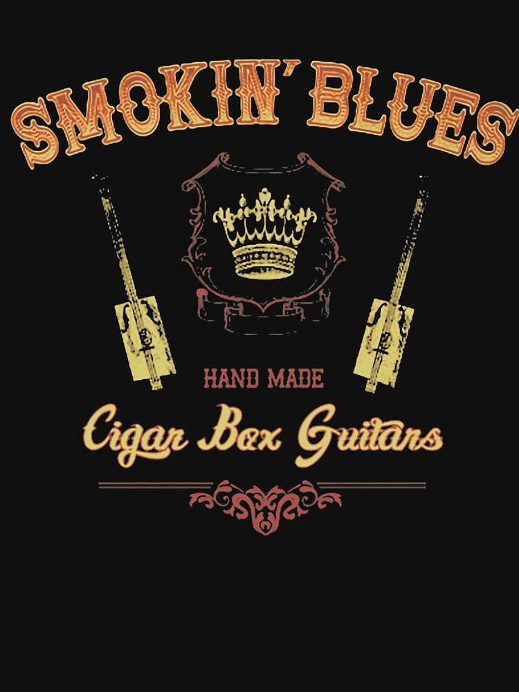 Smokin' Blues - Cigar Box Guitars by Fantasticguitar