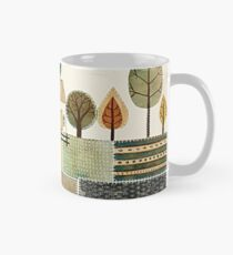 Paddocks And Pickets  Mug
