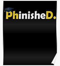 Phinished Poster