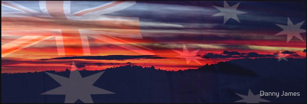Australia Day 2008 by Danny James