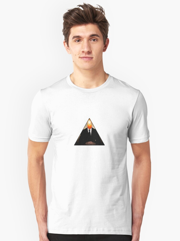 Candle in the wind Unisex T-Shirt Front