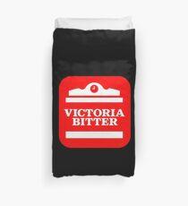 victoria bitter Duvet Cover