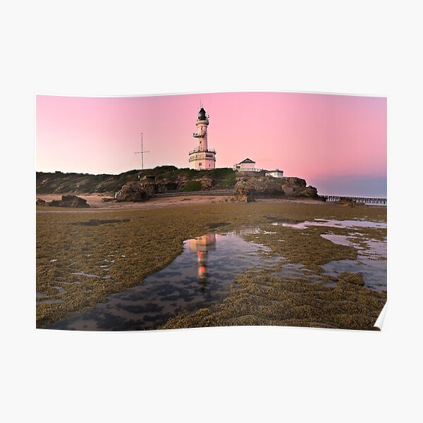 0028 Point Lonsdale Lighthouse Poster