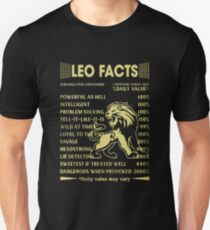 Leo Facts T-Shirt