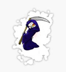man of death Sticker