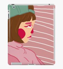 Low Key Sad Girl iPad Case/Skin
