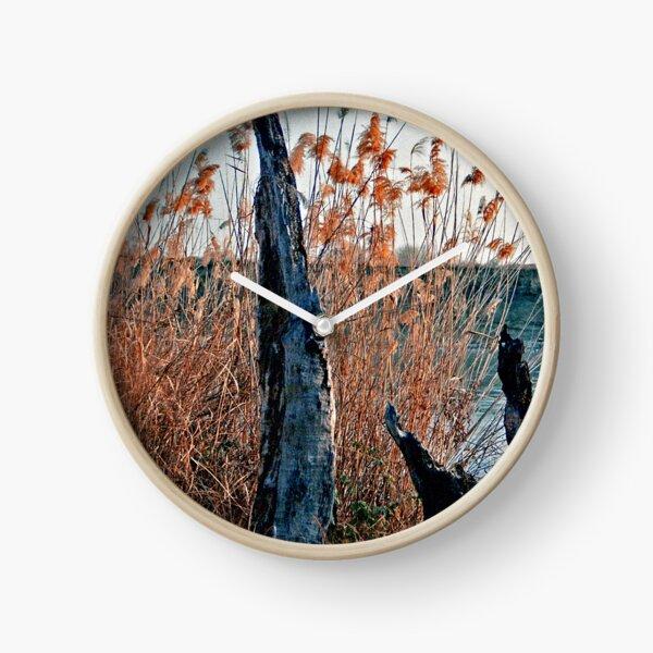 dead tree Clock