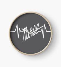 Nurse Heartbeat Clock