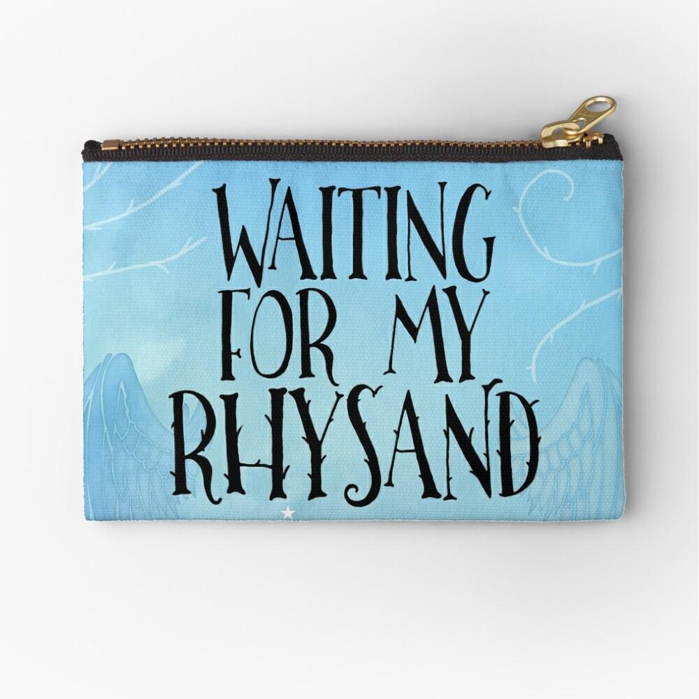 ACOTAR - Warte auf meinen Rhysand Täschchen