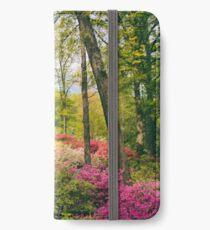 Azalea Woodland iPhone Wallet