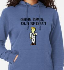 Game Over, Old Sport! Lightweight Hoodie