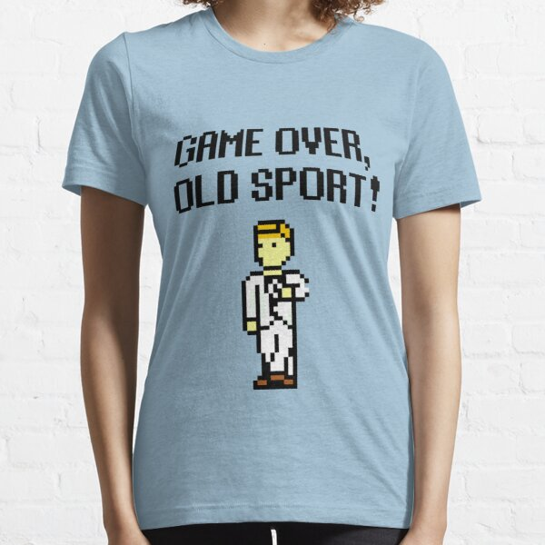 Game Over, Old Sport! Essential T-Shirt