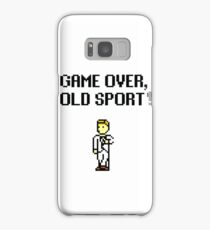 Game Over, Old Sport! Samsung Galaxy Case/Skin