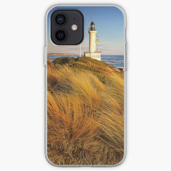 0038 Seagrass - Point Lonsdale iPhone Soft Case