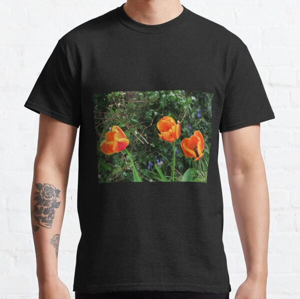 Tulips In Highworth Classic T-Shirt