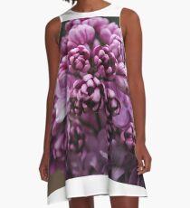 Lilac A-Line Dress