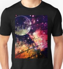 Letter from outer space Unisex T-Shirt