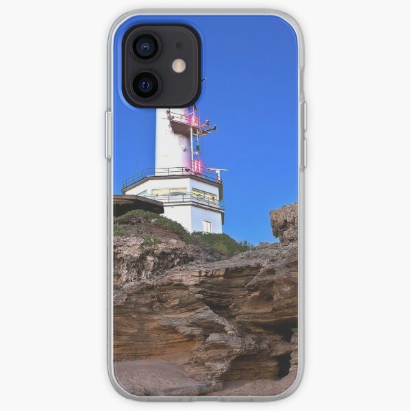0055 Point Lonsdale Lighthouse iPhone Soft Case