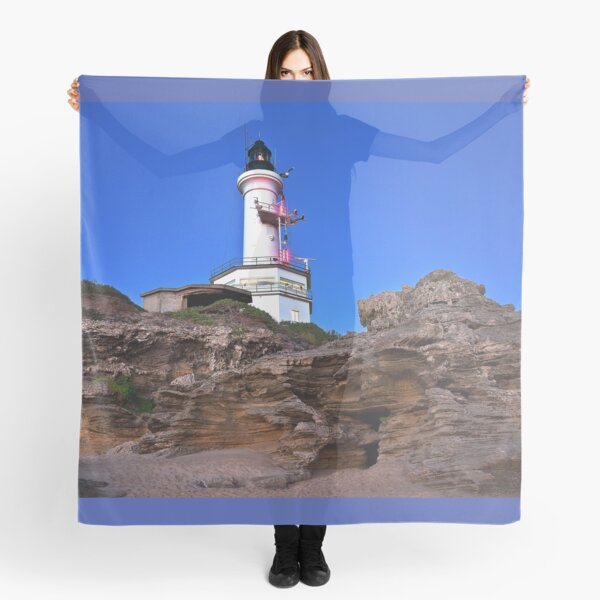 0055 Point Lonsdale Lighthouse Scarf