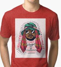 schoolboy Q lifestyle Tri-blend T-Shirt