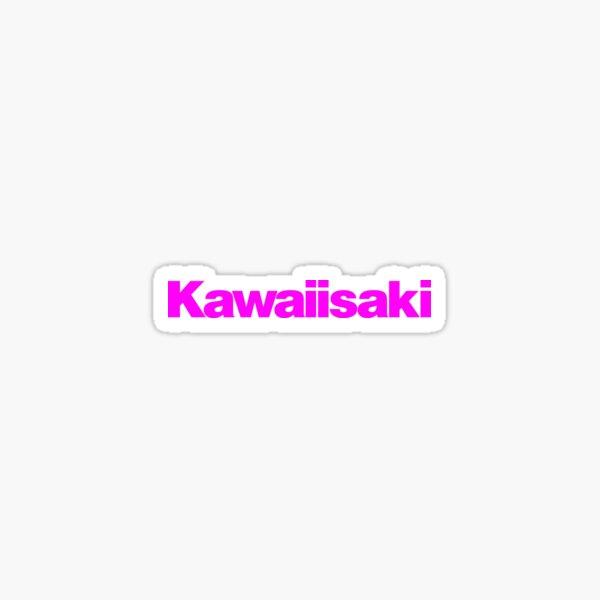 Kawaiisaki Sticker