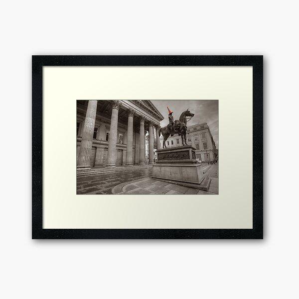 Duke of Wellington  Framed Art Print