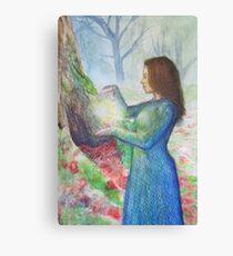 Self-Generated Illumination  Canvas Print