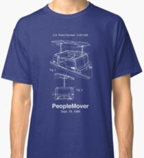 PeopleMover Patent People Mover Classic T-Shirt