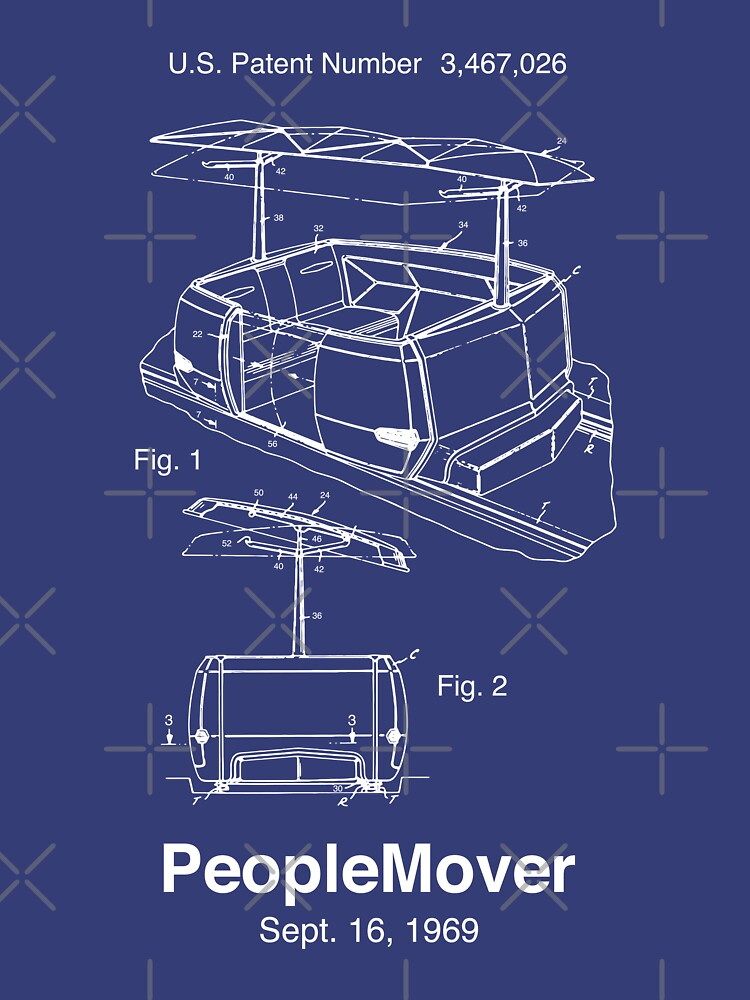 PeopleMover Patent People Mover von retrocot