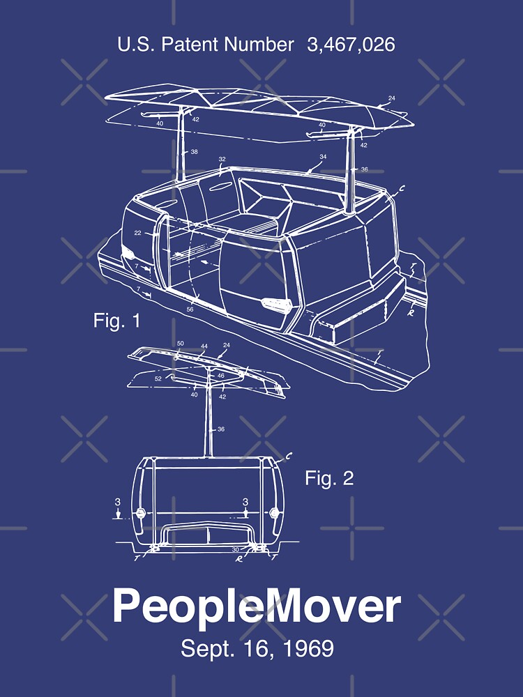 PeopleMover Patent People Mover by retrocot