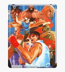 The World Warrior iPad Case/Skin