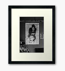 Music Corner Framed Print