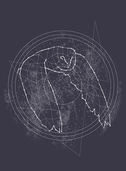 Owl Constellation by RowanArthur93