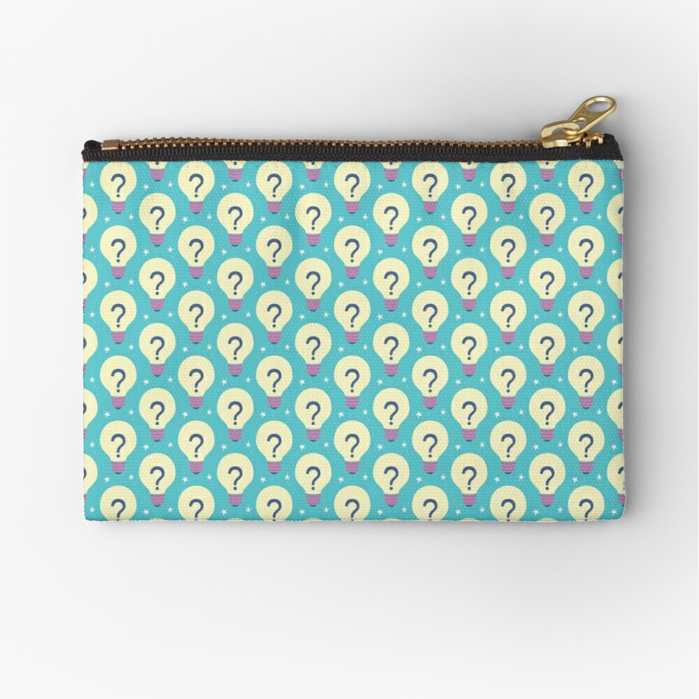 Looking for new ideas Zipper Pouch