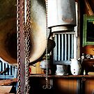 Old things in the shed by Mark Malinowski
