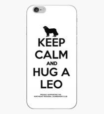 NRLC Keep Calm Leo iPhone Case