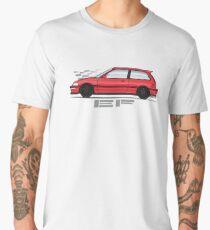 Red EF Men's Premium T-Shirt