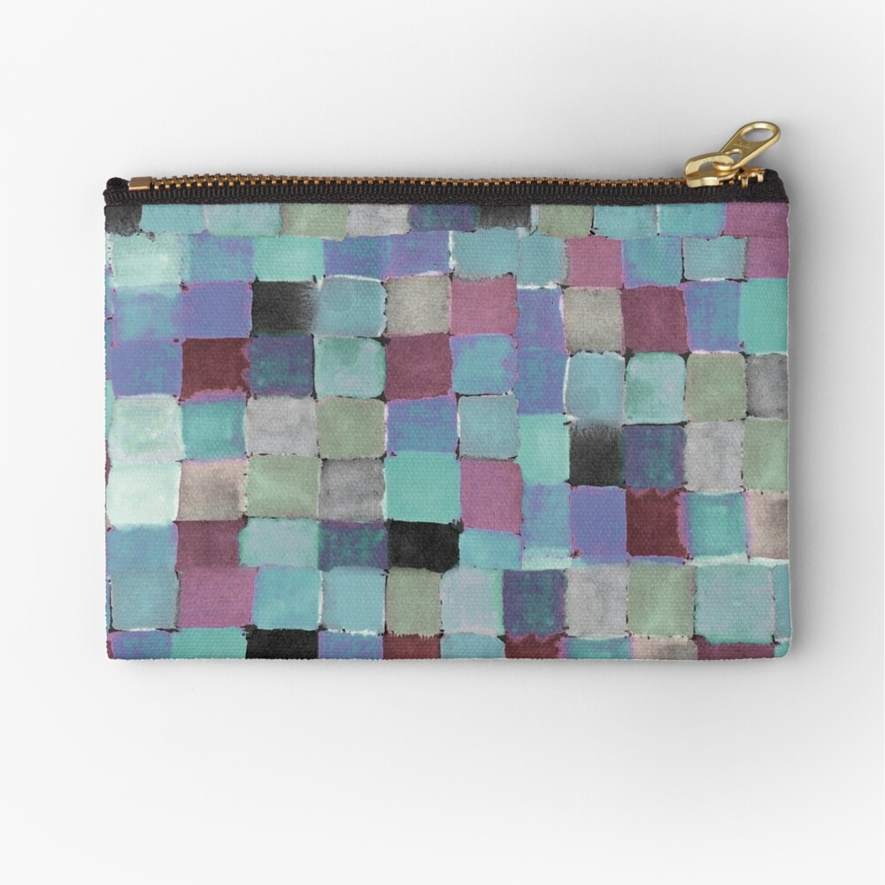 Shades of mood Zipper Pouch