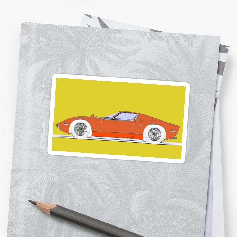 Lamborghini Miura\