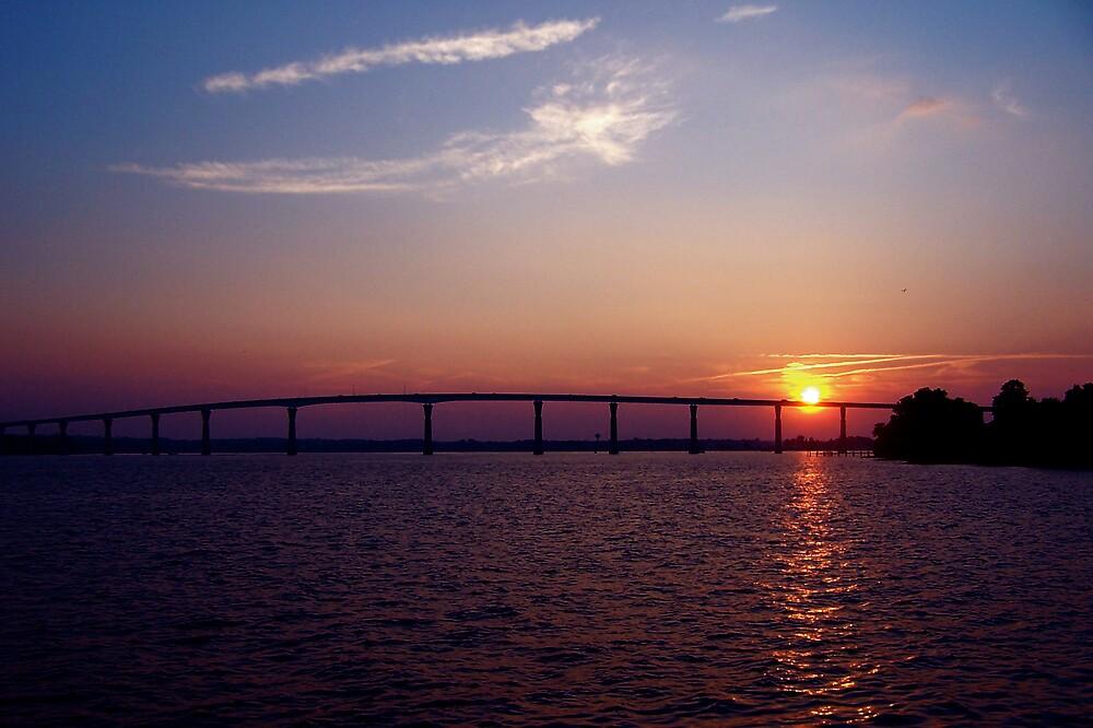 Beyond the Bridge by pbeltz