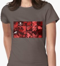 The Persona  Womens Fitted T-Shirt