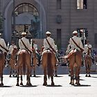 Changing Of The Guard by phil decocco