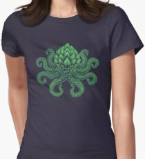 Hoptopus Women's Fitted T-Shirt