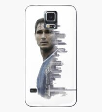 lampard double exposure Case/Skin for Samsung Galaxy