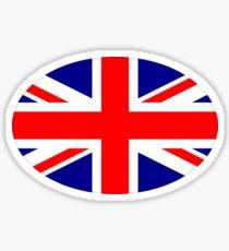 UK Flag Sticker